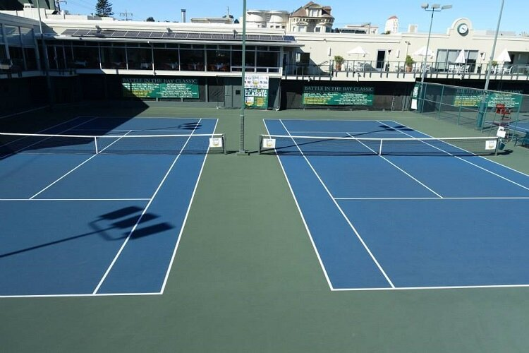 san Francisco Tennis club