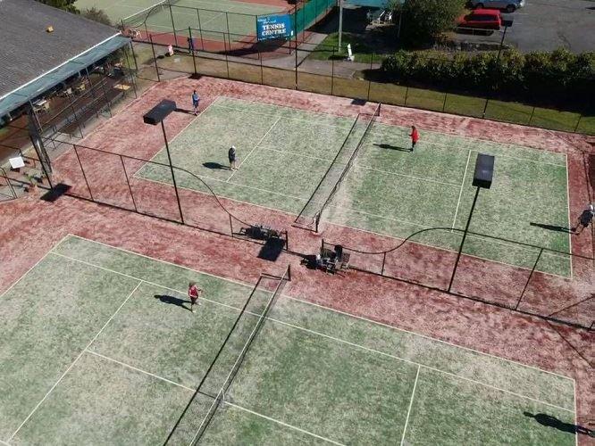 Tous les clubs de Tennis de Sydney