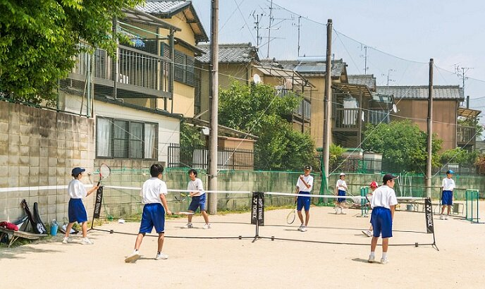 tennis popular