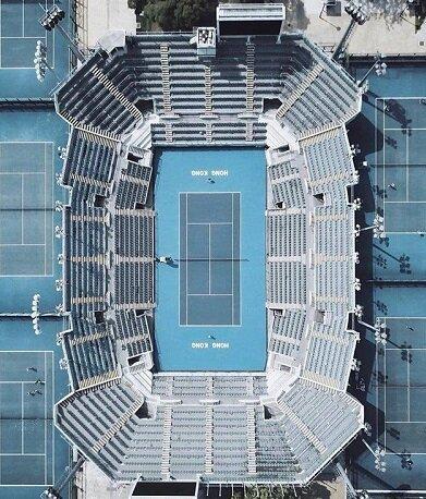 Tous les clubs et courts de tennis à Hong Kong